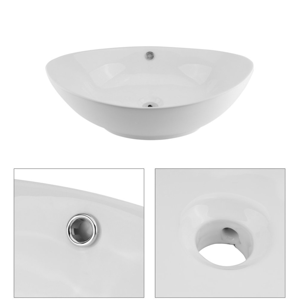 Wash Basin Lotus Effect Design 8035 Bathroom Kitchen Wash Bowl Ceramic Basin Elegant Countertop Hand Washbasin Home Decoration fancy 3d lotus pond design bathroom stickers
