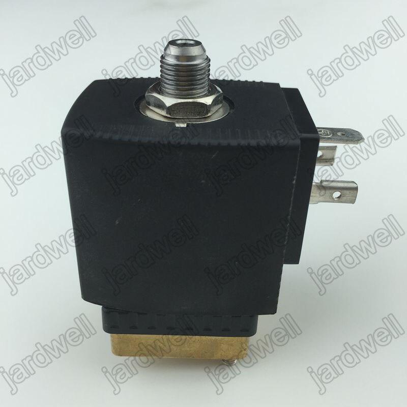 1089042819 1089 0428 19 Solenoid Valve flange type AC220V replacement aftermarket parts for AC compressor