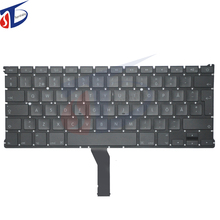 "10pcs/lot 2011-2015year keyboard without backlight backlit for macbook air 13"" A1369 A1466 SD SW FI Swedish Finnish keyboard"