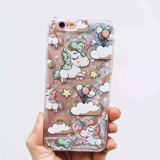 carcasa unicornio iphone 7