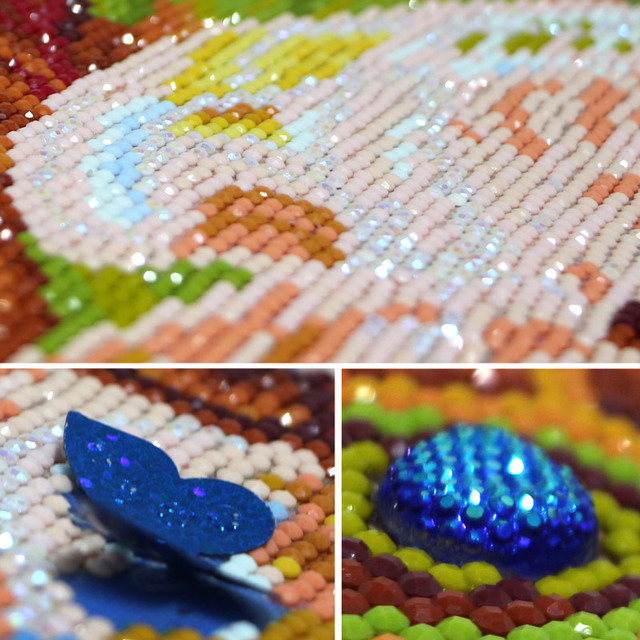 3D DIY Diamond Embroidery,5D Diamond painting,Diamonds mosaic Fantasy Special rhinestone cross stitch,needlework,Christmas,decor