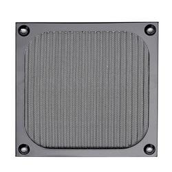 120 мм вентилятор компьютера охлаждения пылезащитный Пылезащитный фильтр чехол алюминиевый гриль гвардии
