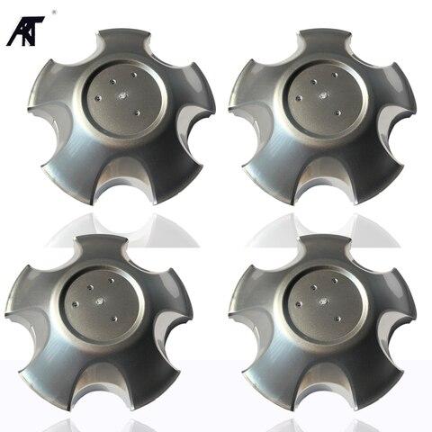 4pcs aro da roda centro caps para