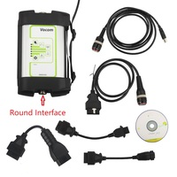 2019 For Volvo Vcads 88890300 Vocom Round Interface for Volvo/Renault/UD/Mack Truck Diagnose Heavy Duty Diagnostic tools