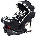 Малолитражного автомобиля детское сиденье безопасности 0-4-6-7-8 лет CCC ЕЭК сертифицированный автомобиль детское сиденье может сидеть и лежать спать ISOFIX интерфейс