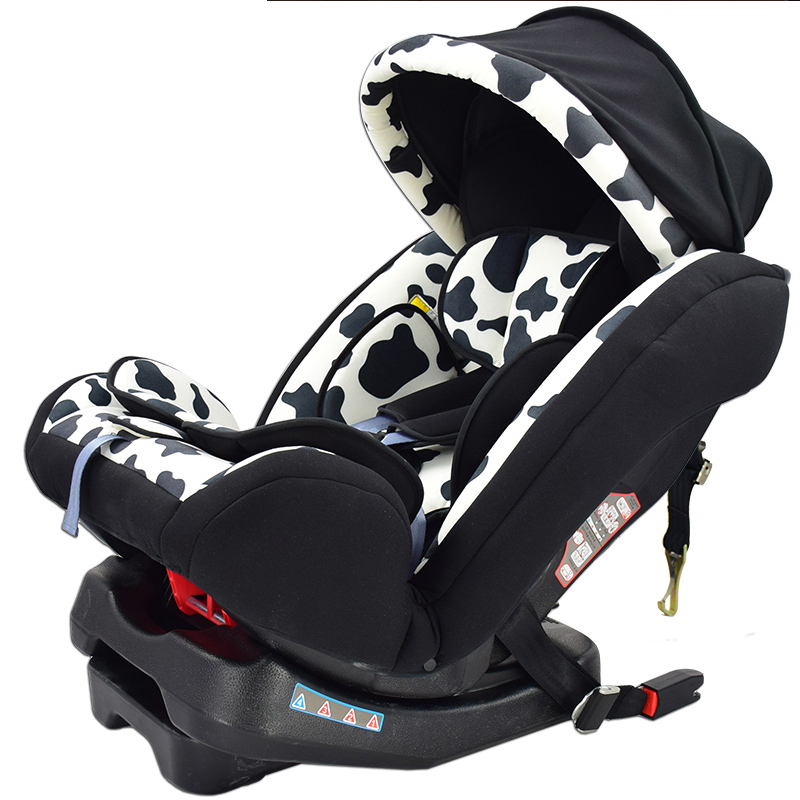 Baby car child safety seat 0-4-6-7-8 years old CCC ECE certified car baby seat can sit and lie sleeping ISOFIX interface river old satellite maxima vespa 7 6 гр код цв 13