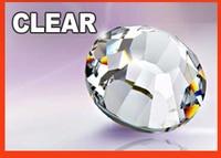 трассы ss48 10-10.5 мм четкие номера исправлениях стразы дизайн ногтей кристаллы 144 шт./пакет гуле стеклянные стразы блестит для DIY и гвозди украшения