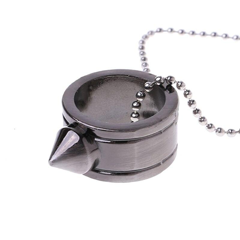 Ring Chain-Tool Self-Defense-Supplies Safety Tungsten-Steel Survival Men Women