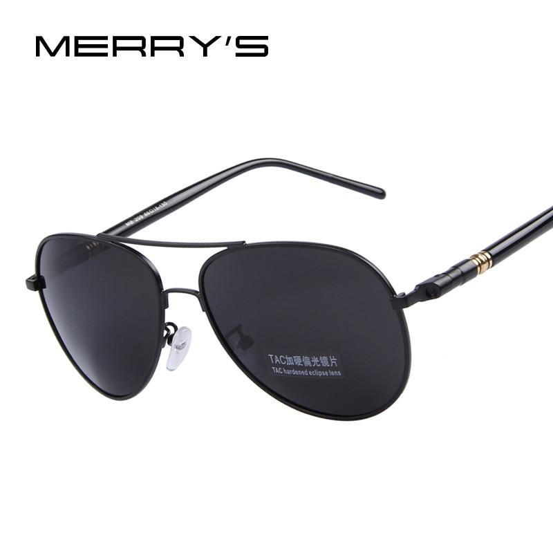MERRY'S Fashion Summer Men's Polarized Sunglasses Oculos Multicolor Driving MB209A