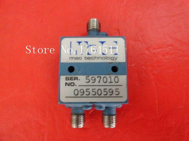 [BELLA] A Two MAC 09550595 SMA Power Divider