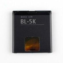 цена на Original High Capacity BL-5K Li-ion Replacement Battery For NOKIA C7 N86 N85 X7 C7-00