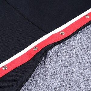 Image 5 - Женское облегающее платье миди Ocstrade, черное облегающее платье из вискозы с длинным рукавом для клувечерние, 2019