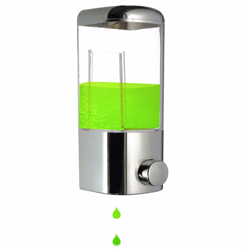 Online buy wholesale shower soap dispenser wall mounted for Liquid soap dispenser for bathroom