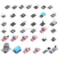 With Retail Box 37 IN 1 BOX Sensor Kits For Arduino Free Shipping Works With Official