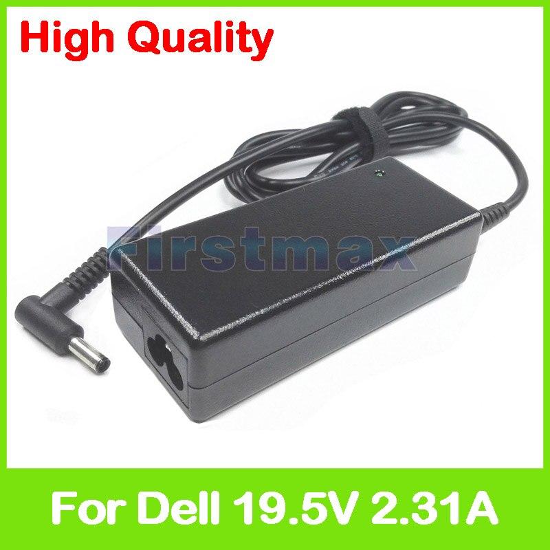 Зарядное устройство для ноутбука Dell Inspiron 11 19,5 3162 3164 3168 0JT9DM 0X9RG3 DA45NM140 FA45NE100 3169-3179, 312 в 1307 А
