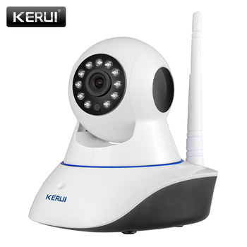 KERUI 720P 1080P HD Wifi Wireless Home Security IP Camera w/ IR Night Vision Baby Monitor