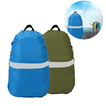 Upgraded Waterproof Dustproof Backpack Rain Cover With Adjustable Anti Slip Buckle Strap For Travel Bag Outdoor Hiking