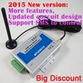 Frete grátis WAFER Projetado 2015 versão RTU5015 gsm portão opener/RTU 5015 controlador remoto do portão