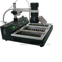 PUHUI T 870A сварочный аппарат BGA IRDA T870A инфракрасной пайки печь T 870A ИК паяльная станция SMT SMD 1000 Вт