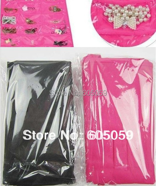 Black Dress Hanging Jewelry organizer Jewelry Packaging Display