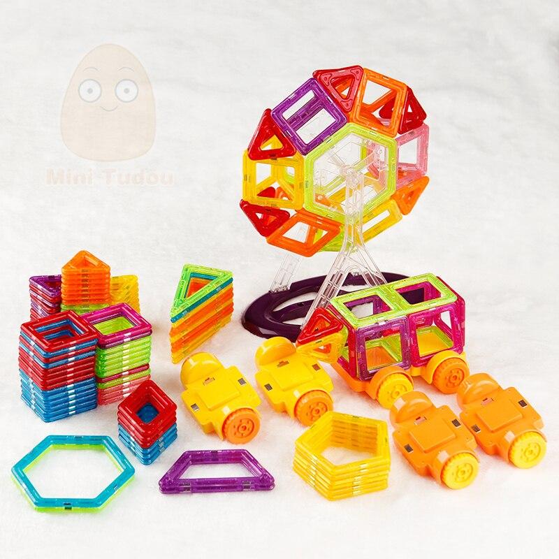 Blocos magnética brinquedos do desenhador para Atenção : No, can Not Eat