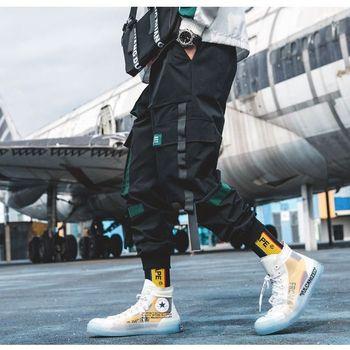 2020 nowy 3XL spodnie taktyczne męskie Cargo casual spodnie bojowe SWAT Army aktywne do pracy w wojsku bawełniane męskie spodnie męskie tanie i dobre opinie Acacia Person Cargo pants Mieszkanie spandex COTTON Kieszenie REGULAR 22 - 38 Military Midweight Suknem Pełnej długości