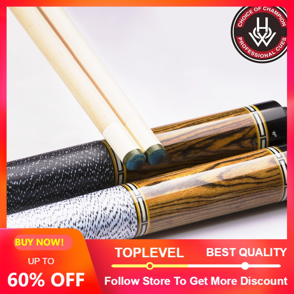 HOW Offical Store Original HOW Pool Cue FH 12B 100 Handmade Professional Black8 Cue Billiard Pool