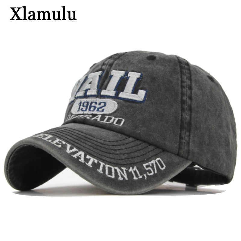 Xlamulu бренд Snapback бейсболка шапки для мужчин Кепка кость женщин папа шляпа Винтаж Повседневная мужская шляпа Gorras кепки в стиле хип-хоп 2019