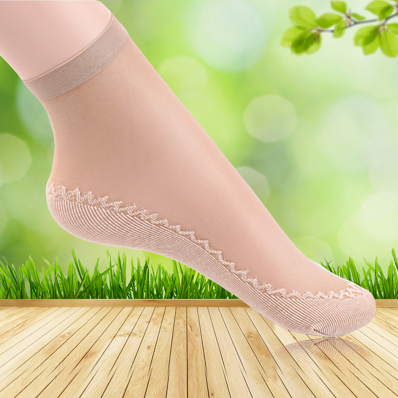 Woman Socks Elastic Short Wear-Resistant Ankle Sock 1