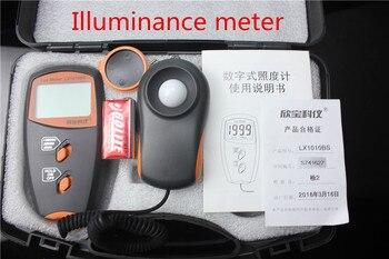 Physical examination Digital Luxmeter Light Meter Test Spectra Auto Range Hot Worldwide Light Illuminance Measuring LX1010BS
