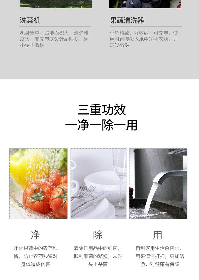 Lavador de legumes