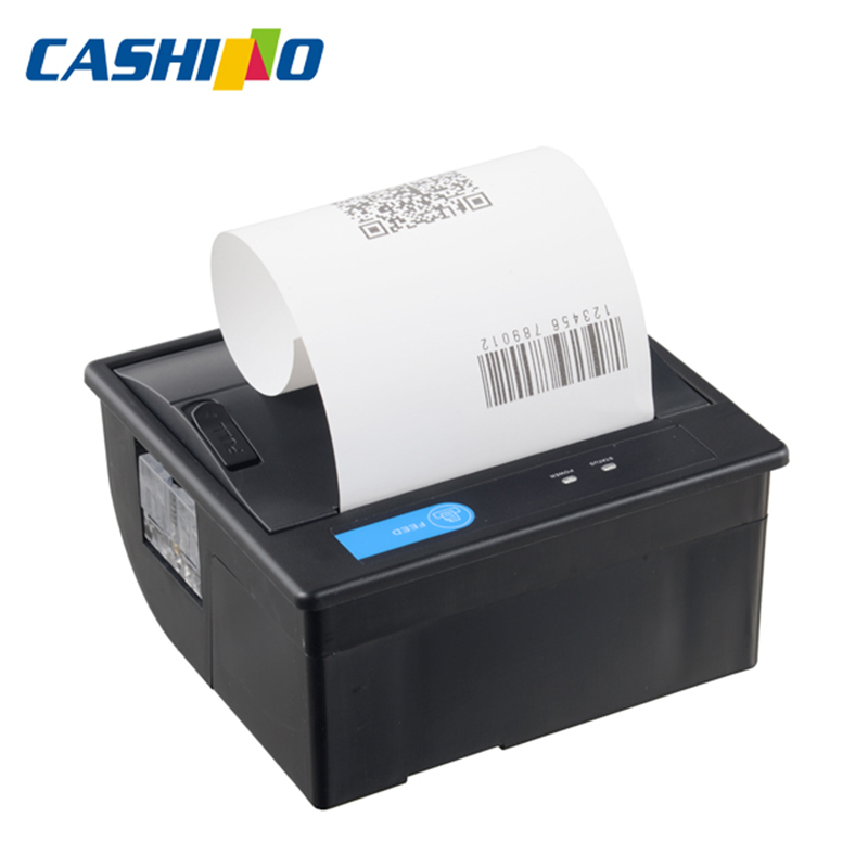 US $92 99 |EP 360C 80mm Mini Thermal Printer QR code panel printer with  auto cutter(DC24VDC,TTL+USB)-in Printer Parts from Computer & Office on