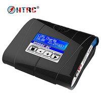 HTRC H100 USB Output RC Bttery Balance Charger AC/DC 100W 10A For Lipo/LiIon/Life/Ni MH/Ni CD Battery Black