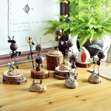 Creative Cute  Ant Small Decoration decoration  gift Figurines home ornament accessories  Decoration цены