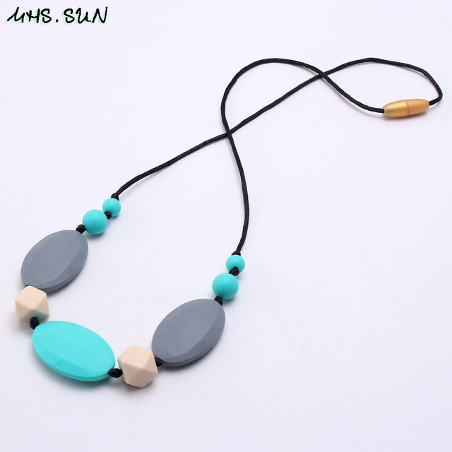MHSSUN Baby Silicone Beads...