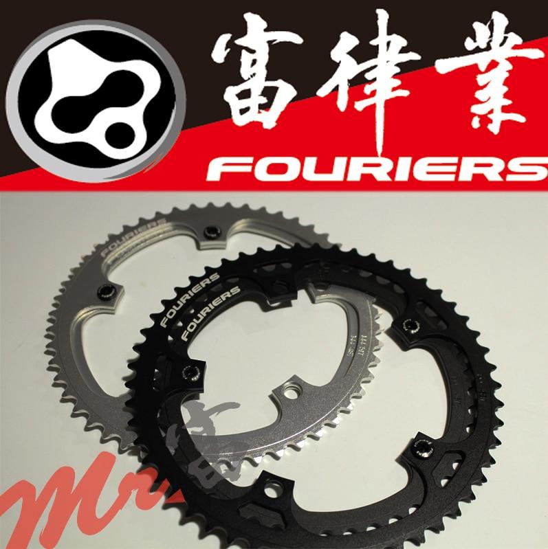 ФОТО 130 BCD 44T-53T  Road bicycle  chainring crankset aluminum Crank Chainrings