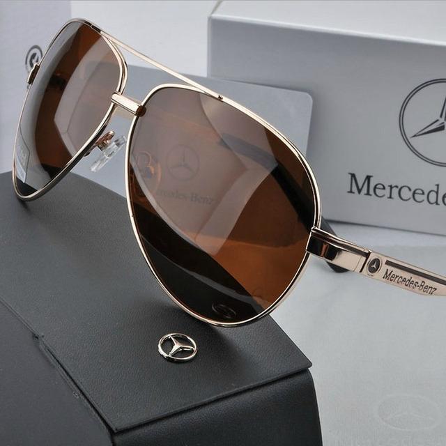 Polarized Sunglasses Men Sport Outdoor Square/Aviator