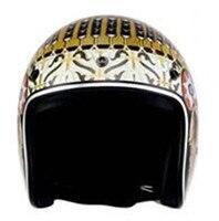 Harley helmet helmet DOT Japan personality scoop half summer half cap retro half Indian decals