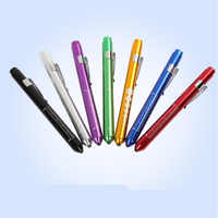 Mini Medical surgical nurse physician pocket pen Emergency Light Penlight Optometry Equipment
