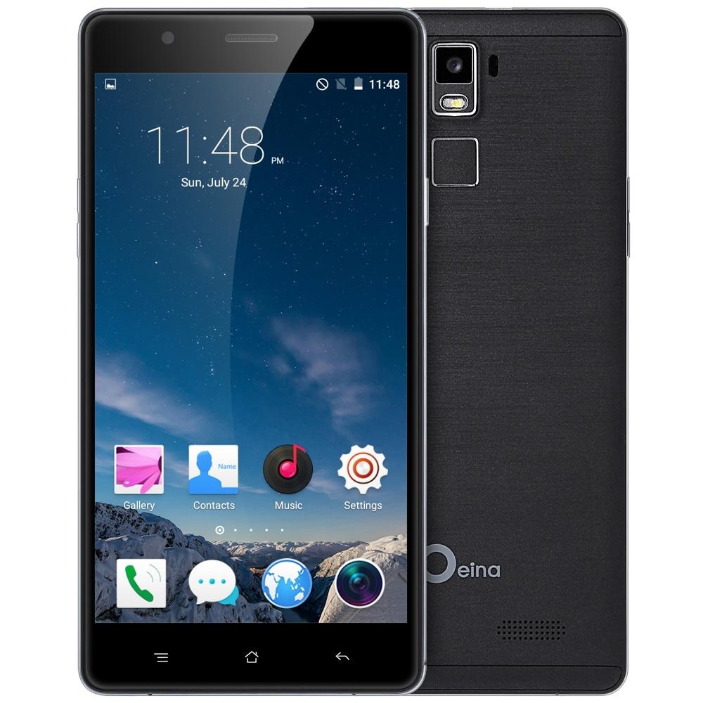 Original Oeina R8S Android 5 1 6 0 Inch Mobile Phone 3G MTK6580 Quad Core 1