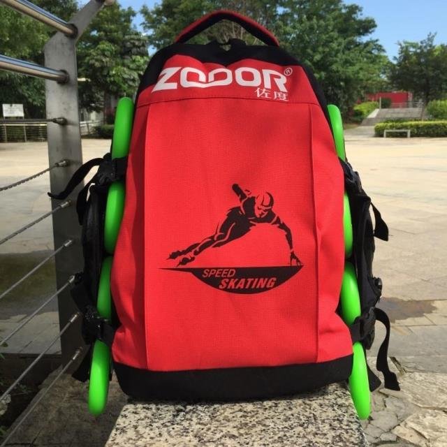 Adult Shoulder Speed Skate Shoes Backpacks Roller Skating font b Bag b font Inline Skate Shoes