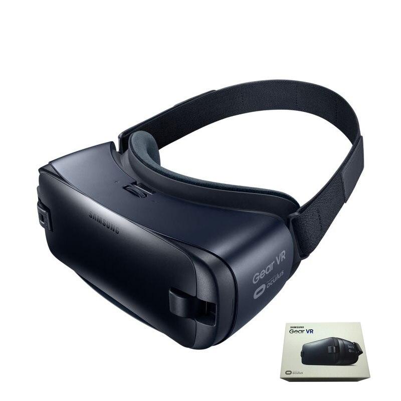 Gear VR 4.0 VR 3D lunettes réalité virtuelle VR 3D boîte emballage d'origine pour Samsung Galaxy S9 S9Plus S8 S8 + Note5 S6 S7 S7 Edge