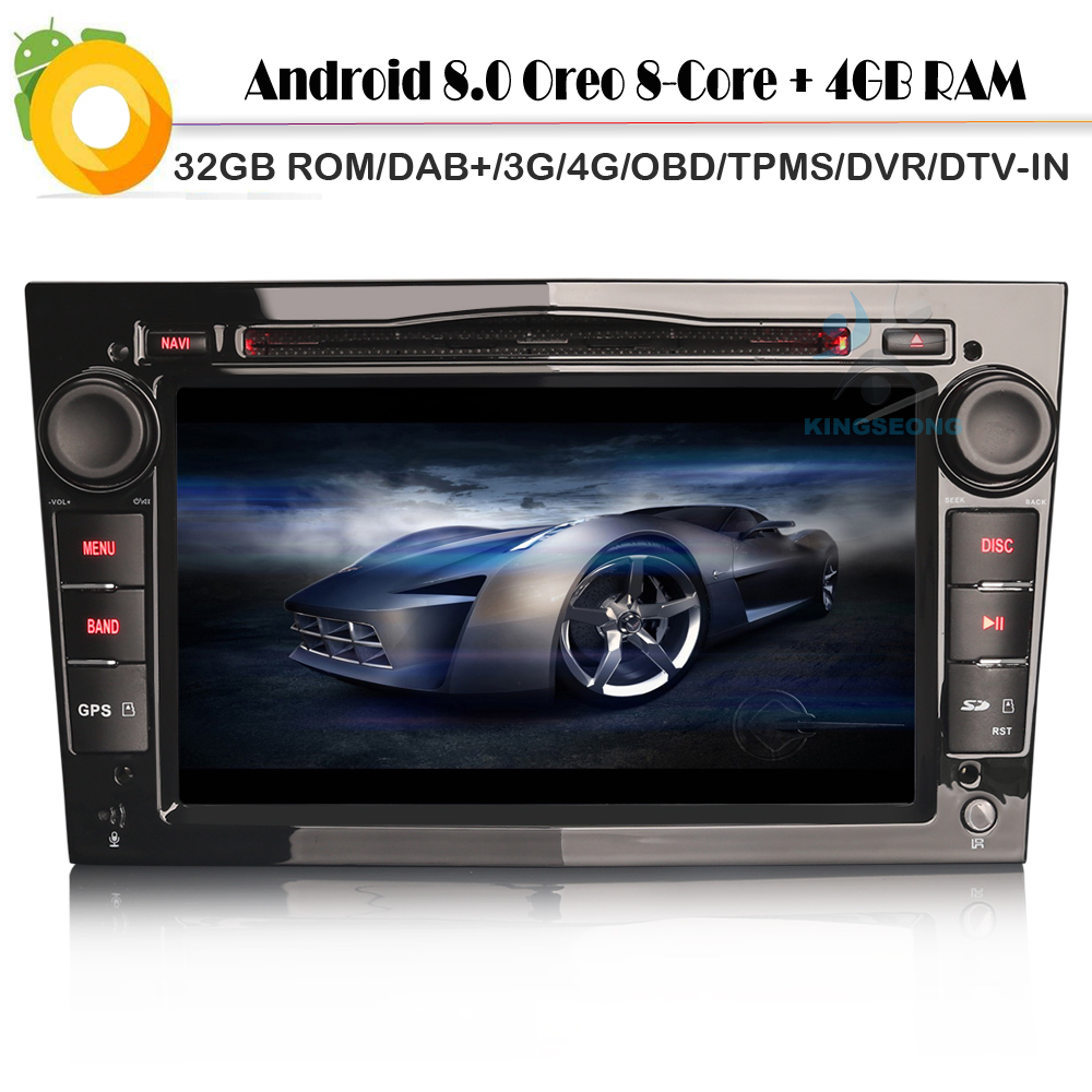 double din car radio for opel meriva signum android 8 0. Black Bedroom Furniture Sets. Home Design Ideas