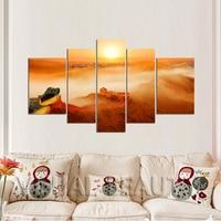 Стены Искусства Горячие Продажа Красивые Большие Стены Холст Картины для Спальни Украшения (Без Рамы)