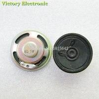 2PCS/Lot New Horn Diameter 5cm 50mm 8R 1W Loudspeaker Thickness 11mm 1.1cm Trumpet Wholesale Electronic