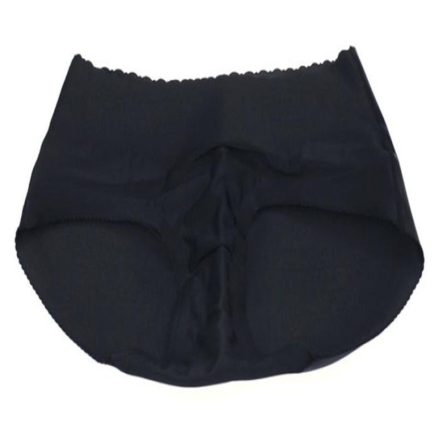 Sexy Butt Lift Briefs Fake Ass Hip Up Padded Lingerie