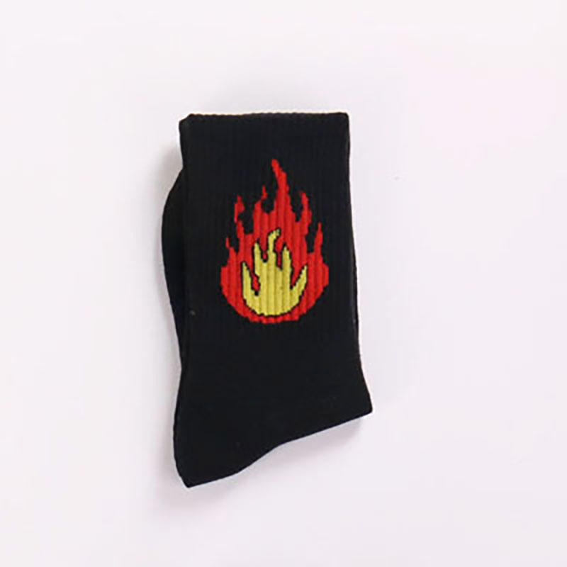 Happy-Socks-Men-Funny-Cotton-Mens-Socks-Colorful-Ankle-Rainbow-Socks-Male-Breathable-Crew-Fire-Socks(8)