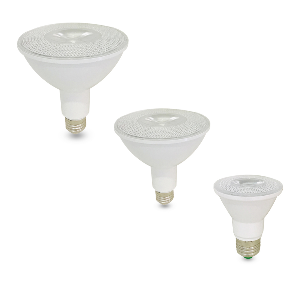LED <font><b>E27</b></font> Led Spot Lamp Par20 <font><b>Par30</b></font> Par38 Led Bulb <font><b>E27</b></font> AC85-265v E26 Led Spotlight Lighting Cold White Waterproof image