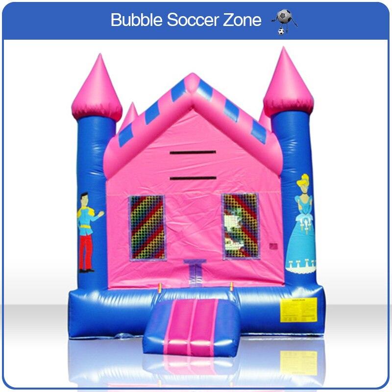 Livraison gratuite maison utilisation gonflable videur enfants château gonflable maison de rebond pour les événements de fête cadeau spécial balles d'océan pour cadeau