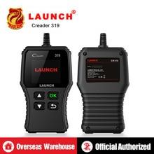 Lansmanı X431 Creader 319 CR319 tam OBD2 OBDII kod okuyucu tarama araçları OBD 2 araç teşhis aracı PK AD310 ELM327 CR3001 tarayıcı
